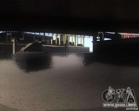 Enbsereis 0.74 (Dark 2) para GTA San Andreas tercera pantalla