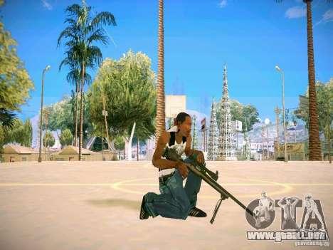 Armas Pack HD para GTA San Andreas novena de pantalla
