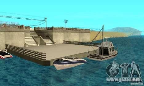GTAIV Tropic para el motor de GTA San Andreas