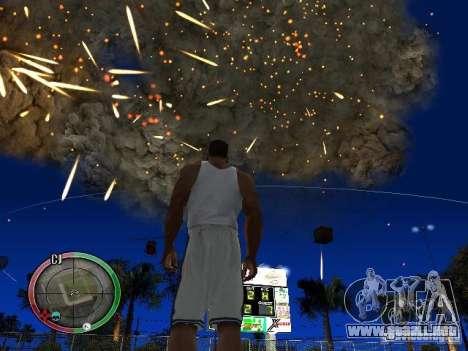 RAIN OF BOXES para GTA San Andreas séptima pantalla