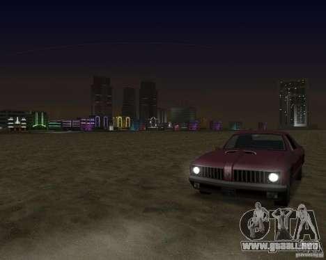 Nuevas texturas VC GTA United para GTA San Andreas