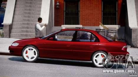 Opel Omega 1996 V2.0 First Public para GTA 4 left