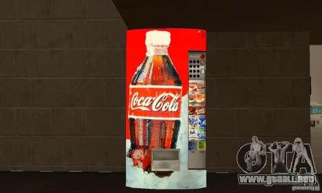 Cola Automat 1 para GTA San Andreas