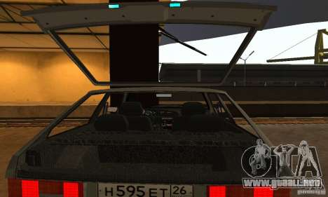 2113 Vaz Suite v.1.0 para vista inferior GTA San Andreas