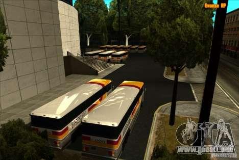 ENB SA: MP para ordenadores portátiles de tamaño para GTA San Andreas quinta pantalla