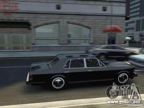 Rolls-Royce Silver Spirit 1990 para GTA 4 visión correcta