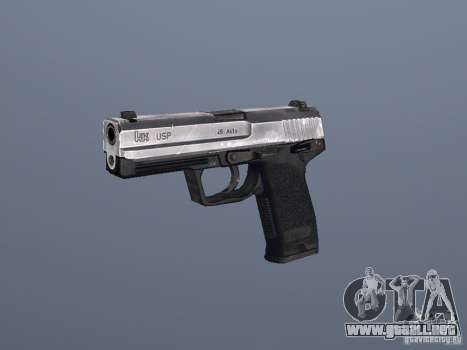 Grims weapon pack3-2 para GTA San Andreas tercera pantalla
