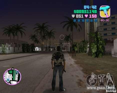 Desgaste de la banda de VeRcEttI para GTA Vice City quinta pantalla