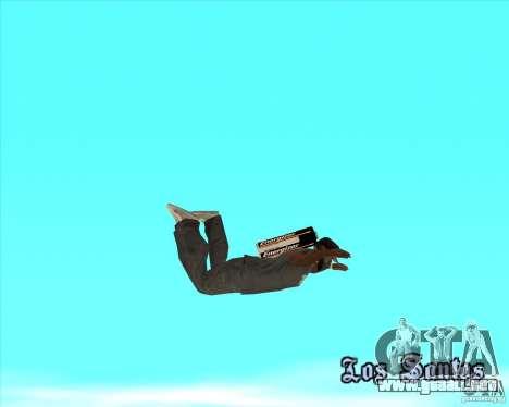 Pilas Energizer para GTA San Andreas