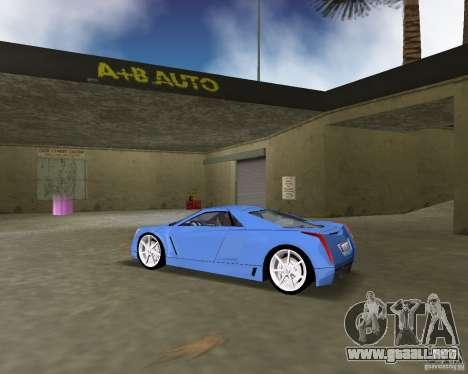 Cadillac Cien para GTA Vice City left
