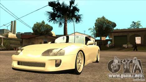 Mazda RX7 FD3S Type-R Bathurst para GTA San Andreas