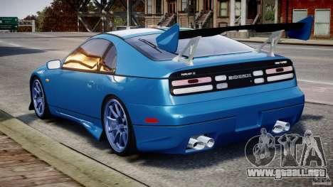 Nissan 300 ZX 1994 v1.0 para GTA motor 4