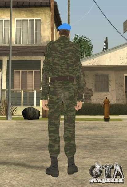 VDVšnik para GTA San Andreas tercera pantalla