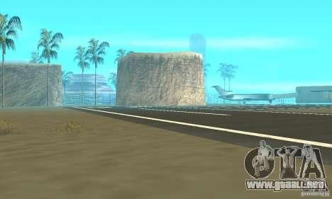 Island of Dreams V1 para GTA San Andreas segunda pantalla