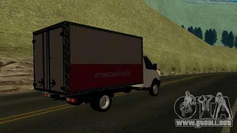 3302 Gacela v2 para GTA San Andreas left