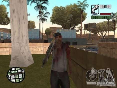 Markus young para GTA San Andreas séptima pantalla