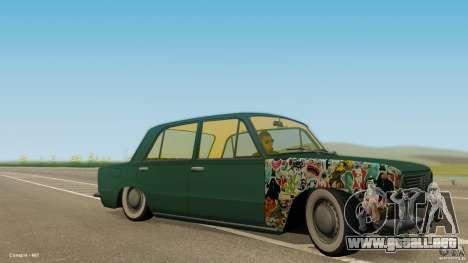 VAZ 2101 baja & Classic para GTA San Andreas