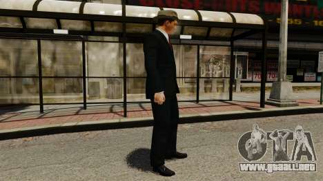 Cole Phelps para GTA 4 segundos de pantalla