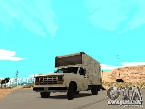New Benson para GTA San Andreas