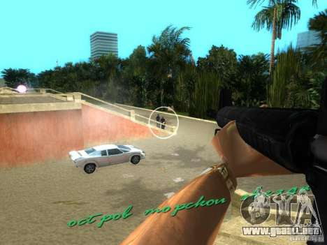 New Reality Gameplay para GTA Vice City