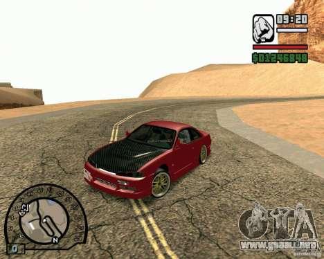 Nissan Silvia S14 DoRiftar para GTA San Andreas