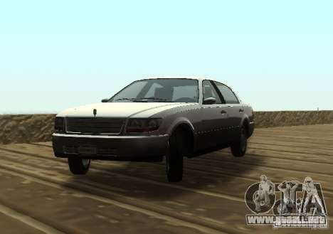 Washington de GTA IV para GTA San Andreas