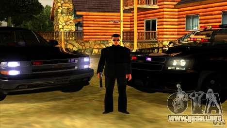 ENBSeries 0.75c para GTA San Andreas