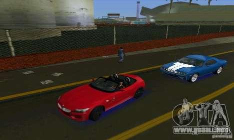 BMW Z4 V10 2011 para GTA Vice City