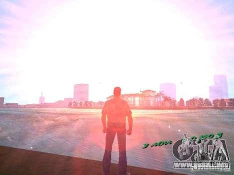 Nuevos efectos para GTA Vice City