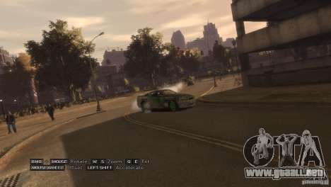Ford Mustang Monster Energy 2012 para GTA 4