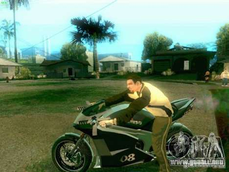 NEW NRG-500 para GTA San Andreas left