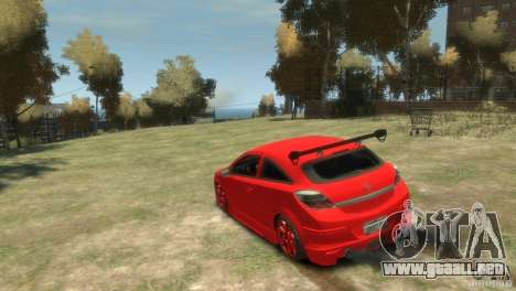 Opel Astra para GTA 4 visión correcta