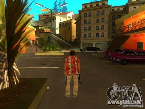 Ricardo Diaz para GTA San Andreas segunda pantalla