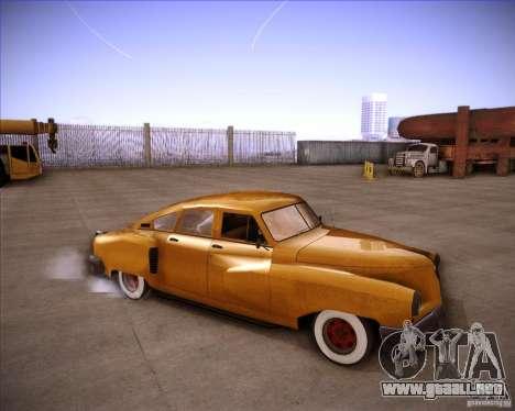 Walker Rocket para GTA San Andreas left