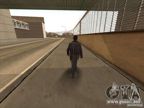 Max Payne para GTA San Andreas segunda pantalla