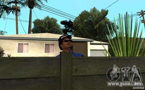 Crips 4 Life para GTA San Andreas segunda pantalla
