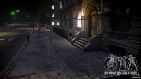 Mid ENBSeries By batter para GTA San Andreas tercera pantalla