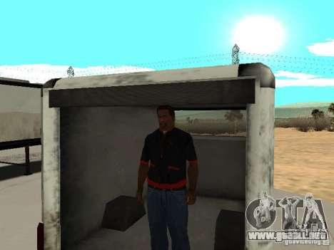 New Benson para la visión correcta GTA San Andreas
