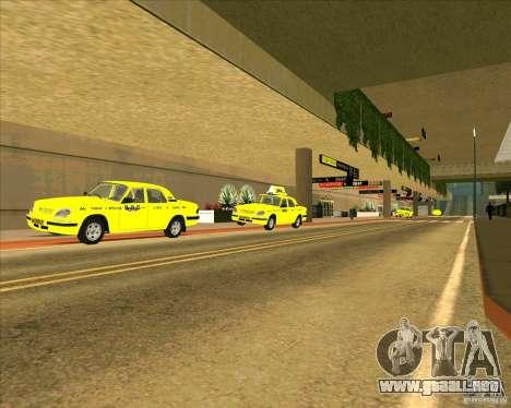 Priparkovanyj transporte v 3,0-Final para GTA San Andreas tercera pantalla