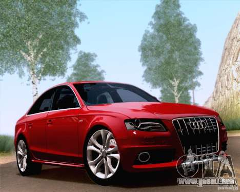 ENBSeries SA_NGGE para GTA San Andreas décimo de pantalla