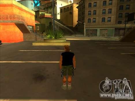 Phil para GTA San Andreas segunda pantalla