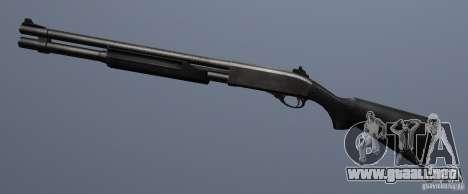 Remington 870 Marine para GTA San Andreas tercera pantalla