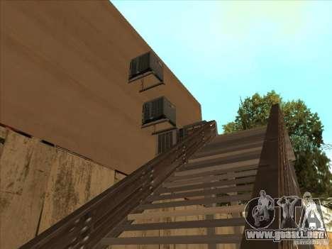 Mapa de Parkour y bmx para GTA San Andreas tercera pantalla
