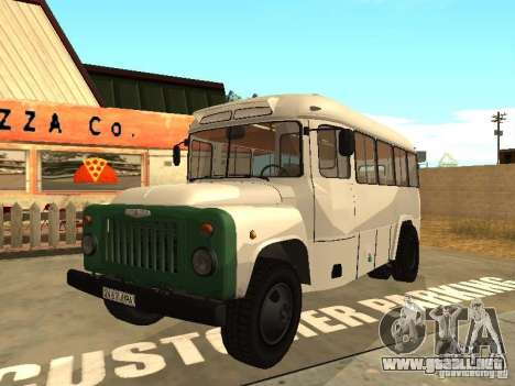 Kavz 685 para GTA San Andreas