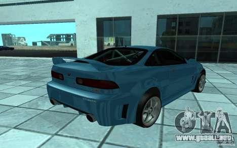 Acura Integra Type-R para la visión correcta GTA San Andreas