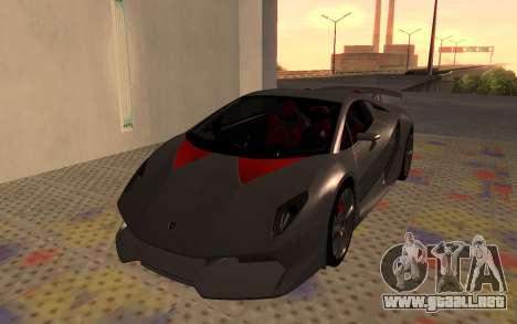 Lamborghini Sesto Elemento 2011 para GTA San Andreas