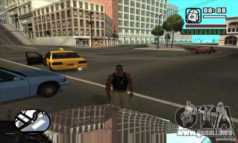 Enb Series HD v2 para GTA San Andreas sexta pantalla