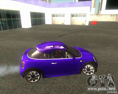 Mini Coupe 2011 Concept para GTA San Andreas