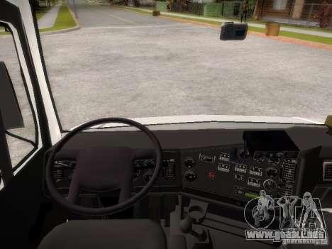 Mercedes Benz 710 para GTA San Andreas left