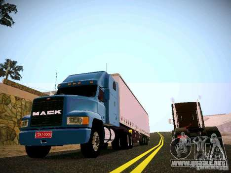 Mack ch 613 para GTA San Andreas